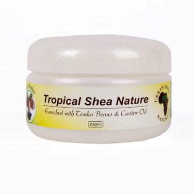 Shea Butter Haar creme